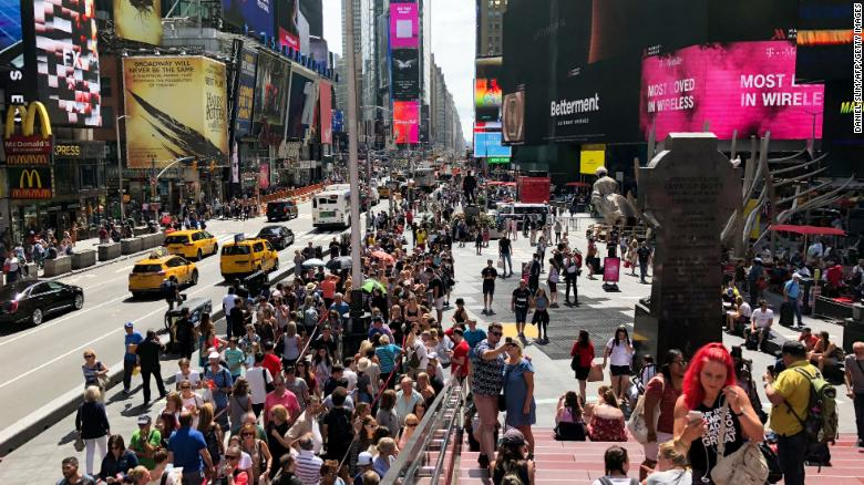 Police: Man plotted to denotate explosives in Times Square