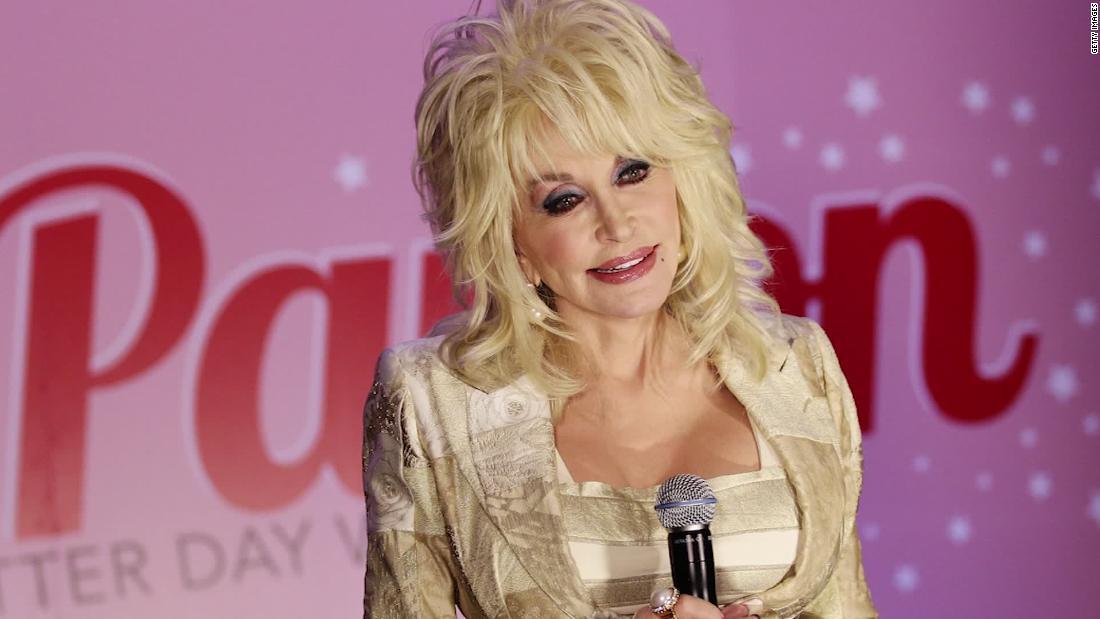 Dolly Parton δίνει 1 εκατομμύριο δολάρια για να coronavirus έρευνα