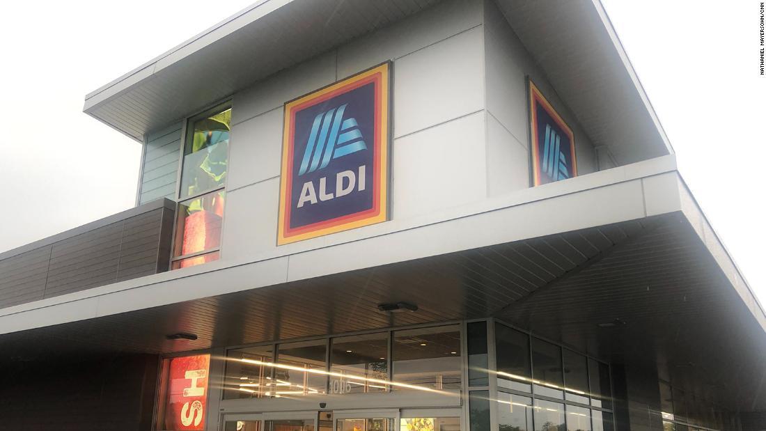 Aldi moves into Walmart's backyard