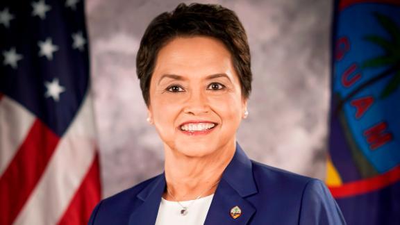 Guam Gov. Lourdes Leon Guerrero