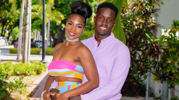 Patience Carter and her fiance, Alex, are getting married in August.