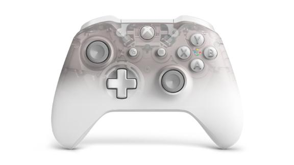 """If you're into technology, you'll love this Phantom edition controller that lets you see the tech that powers it. <strong>Phantom White Special Edition Xbox Wireless Controller ($59.99, originally $69.99; </strong><a href=""""https://click.linksynergy.com/deeplink?id=Fr/49/7rhGg&mid=24542&u1=0607xboxe32019&murl=https%3A%2F%2Fwww.microsoft.com%2Fen-us%2Fp%2Fxbox-wireless-controller-phantom-white-special-edition%2F8qfcr4t88xw7%3Fcid%3Dmsft_web_collection%26activetab%3Dpivot%253aoverviewtab"""" target=""""_blank"""" target=""""_blank""""><strong>microsoft.com</strong></a><strong>)</strong>"""