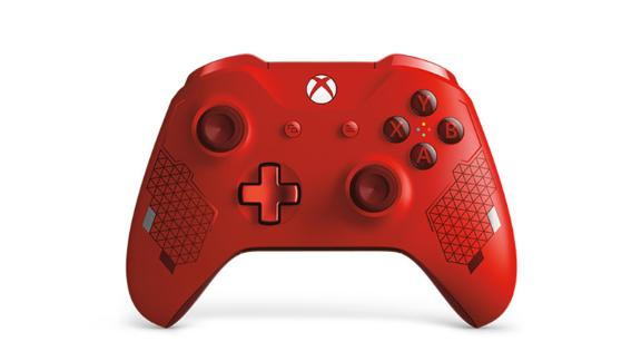 """This controller sports a vibrant red metallic paint job that will certainly stand out. <br /><strong>Sport Red Special Edition Xbox Wireless Controller ($59.99, originally $69.99; </strong><a href=""""https://click.linksynergy.com/deeplink?id=Fr/49/7rhGg&mid=24542&u1=0607xboxe32019&murl=https%3A%2F%2Fwww.microsoft.com%2Fen-us%2Fp%2Fxbox-wireless-controller-sport-red-special-edition%2F8nhlw3sbrcqv%3Fcid%3Dmsft_web_collection%26activetab%3Dpivot%253aoverviewtab"""" target=""""_blank"""" target=""""_blank""""><strong>microsoft.com</strong></a><strong>)</strong><br />"""