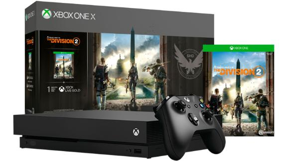 """This bundle includes a download code for The Division 2, and thanks to 1TB of storage in the One X, you'll be able to grow your game library.<br /><strong>Tom Clancy's The Divison 2 Xbox One X 1TB Bundle ($399, originally $499; </strong><a href=""""https://click.linksynergy.com/deeplink?id=Fr/49/7rhGg&mid=24542&u1=0607xboxe32019&murl=https%3A%2F%2Fwww.microsoft.com%2Fen-us%2Fp%2Fxbox-one-x-1tb-console-tom-clancys-the-division-2-bundle%2F8r9hkbr2240c%3Fcid%3Dmsft_web_collection%26activetab%3Dpivot%253aoverviewtab"""" target=""""_blank"""" target=""""_blank""""><strong>microsoft.com</strong></a><strong>)</strong>"""