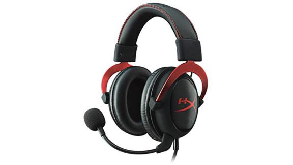 """The Cloud II from HyperX features virtual 7.1 surround sound and passive noise cancellation. <strong>Kingston HyperX Cloud II Headset ($79.99, originally $99.99; </strong><a href=""""https://click.linksynergy.com/deeplink?id=Fr/49/7rhGg&mid=24542&u1=0607xboxe32019&murl=https%3A%2F%2Fwww.microsoft.com%2Fen-us%2Fp%2Fhyperx-cloud-ii-gaming-headset-red%2F8pc2qjgpp29z%3Fcid%3Dmsft_web_collection%26activetab%3Dpivot%253aoverviewtab"""" target=""""_blank"""" target=""""_blank""""><strong>microsoft.com</strong></a><strong>)</strong>"""