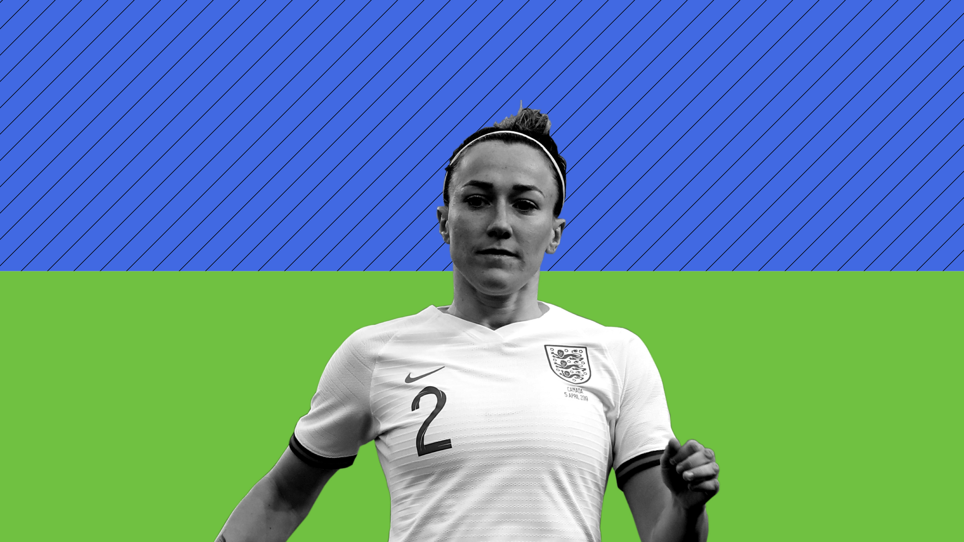 6d4be373 Women's World Cup: Lucy Bronze 1-on-1