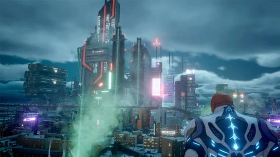"""Play solo or with a friend to infiltrate and take down crime lords. <strong>Crackdown 3 ($29.99, originally $59.99; </strong><a href=""""https://click.linksynergy.com/deeplink?id=Fr/49/7rhGg&mid=24542&u1=0607xboxe32019&murl=https%3A%2F%2Fwww.microsoft.com%2Fen-us%2Fp%2Fcrackdown-3-for-xbox-one%2F910r7jk0pwtb%3Fcid%3Dmsft_web_collection%26activetab%3Dpivot%253aoverviewtab"""" target=""""_blank"""" target=""""_blank""""><strong>microsoft.com</strong></a><strong>)</strong>"""