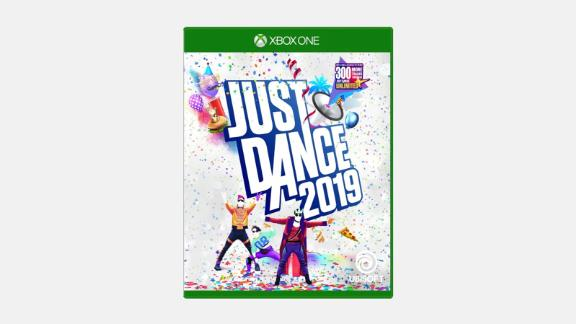 """This party favorite now uses your smartphone to track your moves and earn your points. <strong>Just Dance 2019 ($19.99, originally $39.99; </strong><a href=""""https://click.linksynergy.com/deeplink?id=Fr/49/7rhGg&mid=24542&u1=0607xboxe32019&murl=https%3A%2F%2Fwww.microsoft.com%2Fen-us%2Fp%2Fjust-dance-2019-for-xbox-one%2F9431dllzctcw%3Fcid%3Dmsft_web_collection%26activetab%3Dpivot%253aoverviewtab"""" target=""""_blank"""" target=""""_blank""""><strong>microsoft.com</strong></a><strong>)</strong><br />"""