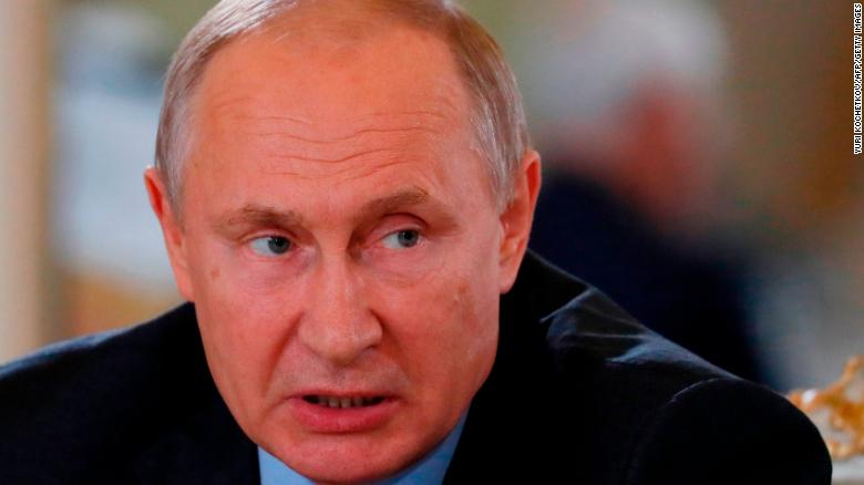 """Vladimir Putin's grip on power was never seriously in peril."""