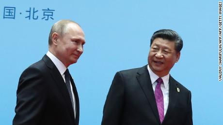 Weakened by the trade war, Xi returns to security conference ready to woo Modi and Putin