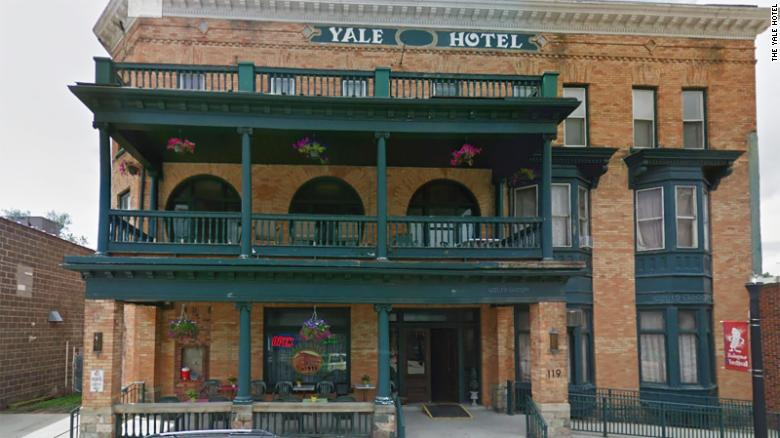 BOYCOTT The Yale Hotel: A Michigan hotel is offering free accommodations for anyone traveling for an abortion 190608150027-01-yale-hotel-michigan-exlarge-169