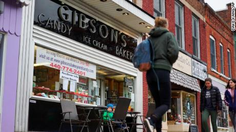 "The shop said defamation and boycotts by Oberlin have had a ""devastating effect on Gibson's Bakery and the Gibson family."""