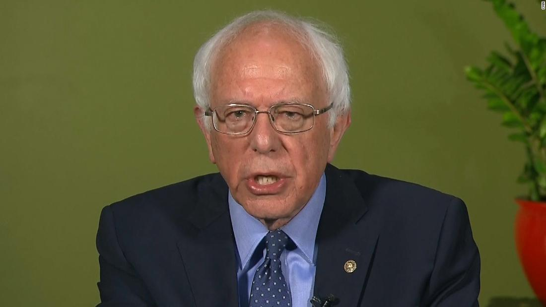 Bernie Sanders: 'I don't think anybody is going to reach 50%' in Iowa vote