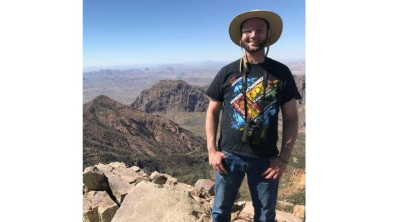 Joshua McClatchy was hiking in the Ouachita National Forest in Arkansas when he lost his way.