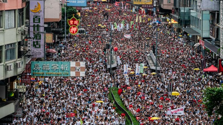 2019 Hong Kong protests