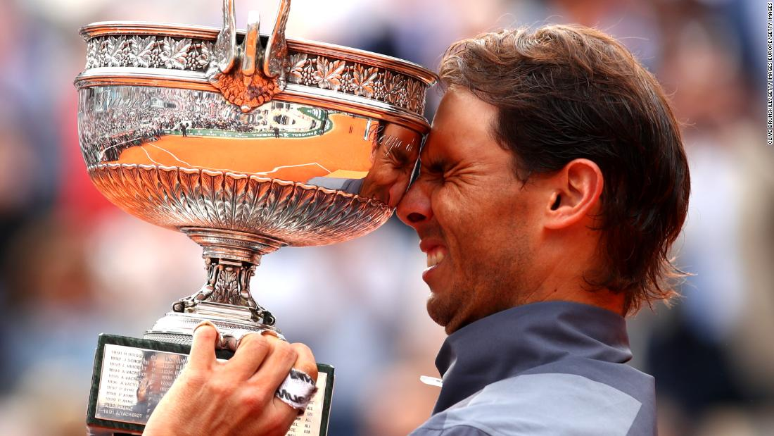 Rafa Nadal guides Spain to emotional Davis Cup title
