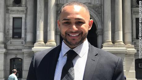 Philadelphia Deputy Sheriff Dante Austin was found dead in his office ahead of the city's annual pride weekend.
