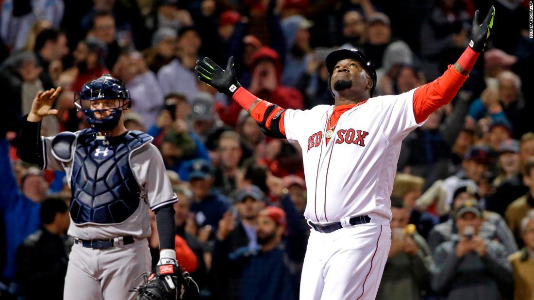 Image result for Former Boston Red Sox star David Ortiz shot in the Dominican Republic