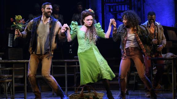"""""""Hadestown"""" won in 8 categories at the 73rd Annual Tony Awards."""