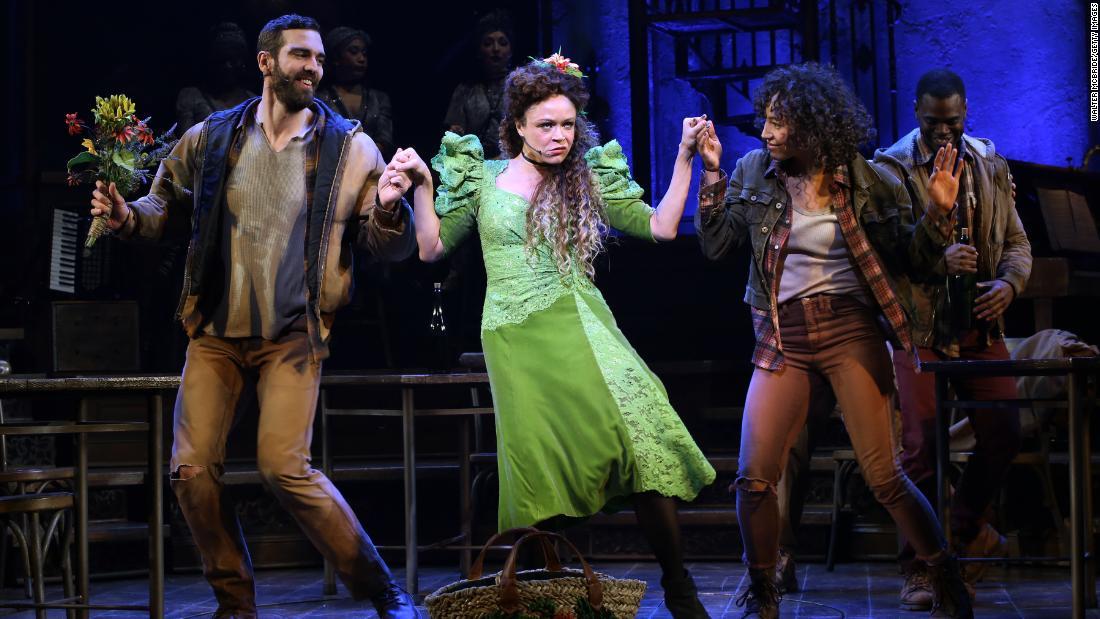 Les spectacles de Broadway font un retour en force mais diffèrent