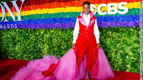 Billy Porter attends the 73rd Annual Tony Awards