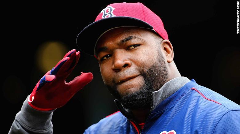 b5734cbd0 David Ortiz: Boston Red Sox picks up the legendary slugger by plane ...