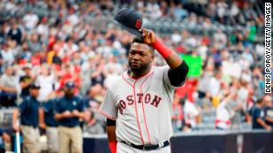 David Ortiz, here in 2016, was shot Sunday at a Santo Domingo club.