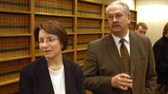 In 1998, Klobuchar was elected as the attorney of Minnesota