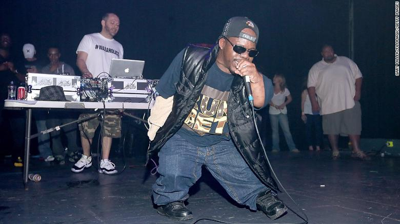 Bushwick Bill of the Geto Boys performs in concert at Emo's on January 26, 2013 in Austin, Texas.