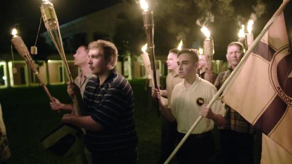 """""""Vice News Tonight"""" has won several awards, including four Emmys for its coverage of the Unite the Right rally in Charlottesville."""