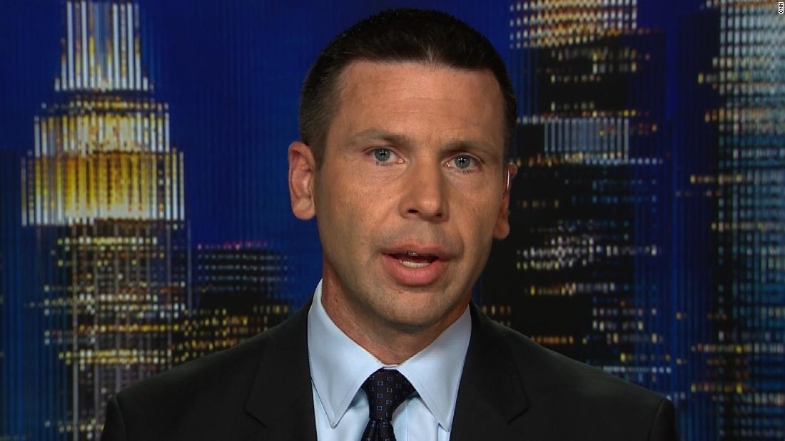 Acting DHS head McAleenan spars with senators over border crisis