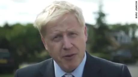 New-look Boris Johnson emerges as Tory frontrunner