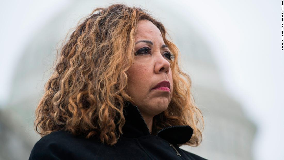 Lucy McBath can't avoid talking about impeachment