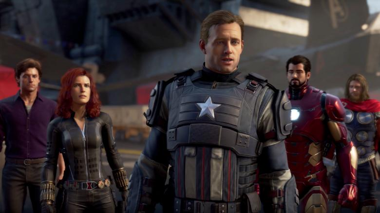 Image result for Marvel's Avengers are finally Hulk-smashing into video games