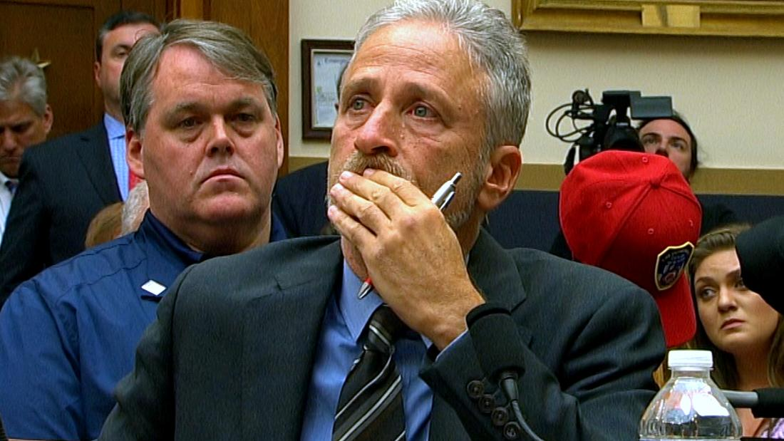 This is why Jon Stewart is so mad about 9/11 funding