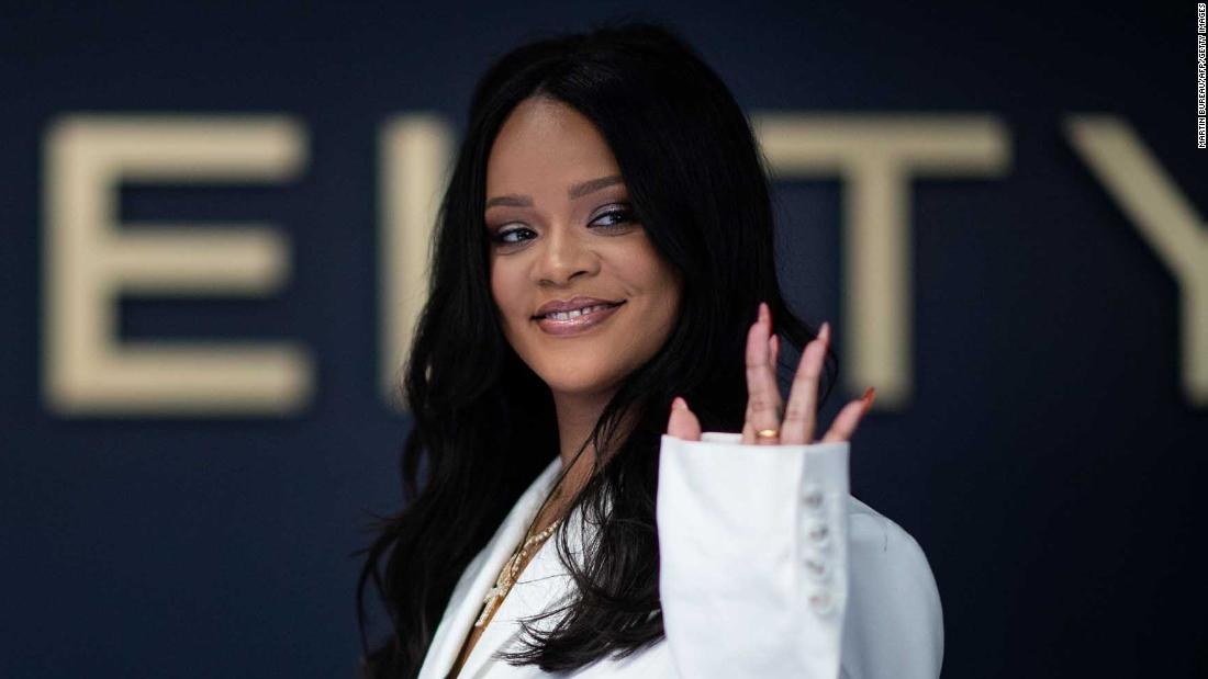 Rihanna wants to be a mom and promises more music is coming