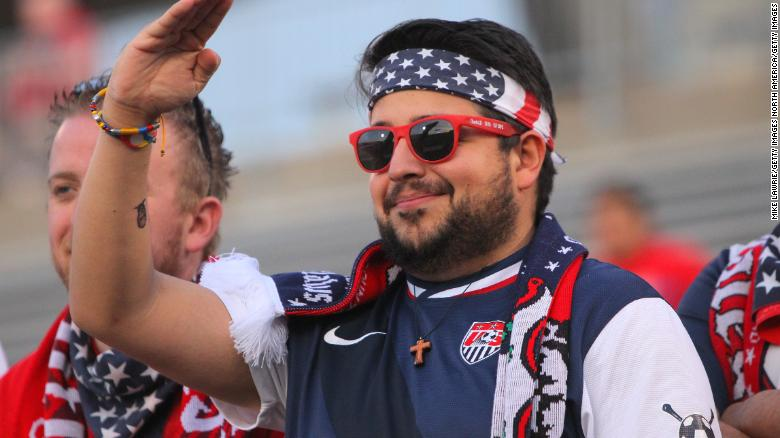 The American Outlaws: Team USA's super support