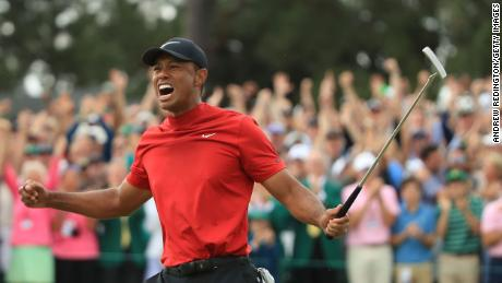 Tiger Woods & # 39; comeback is great for the golf business