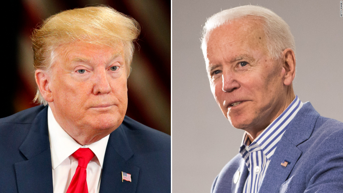 New poll shows Biden and other top Democrats beating Trump in Florida
