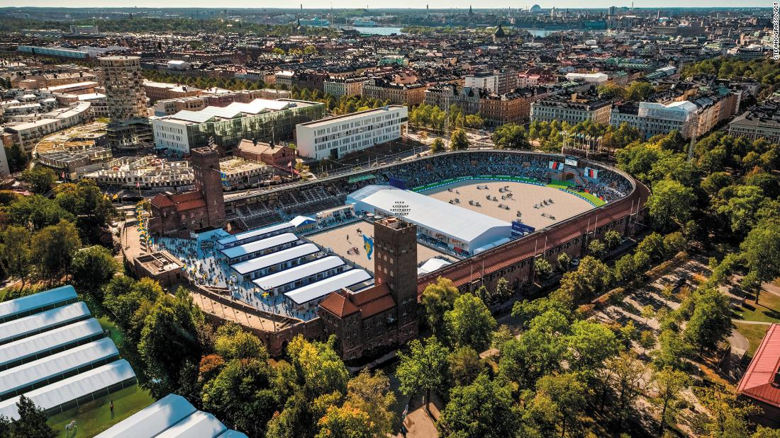 Stockholm welcomes Global Champions Tour for first time