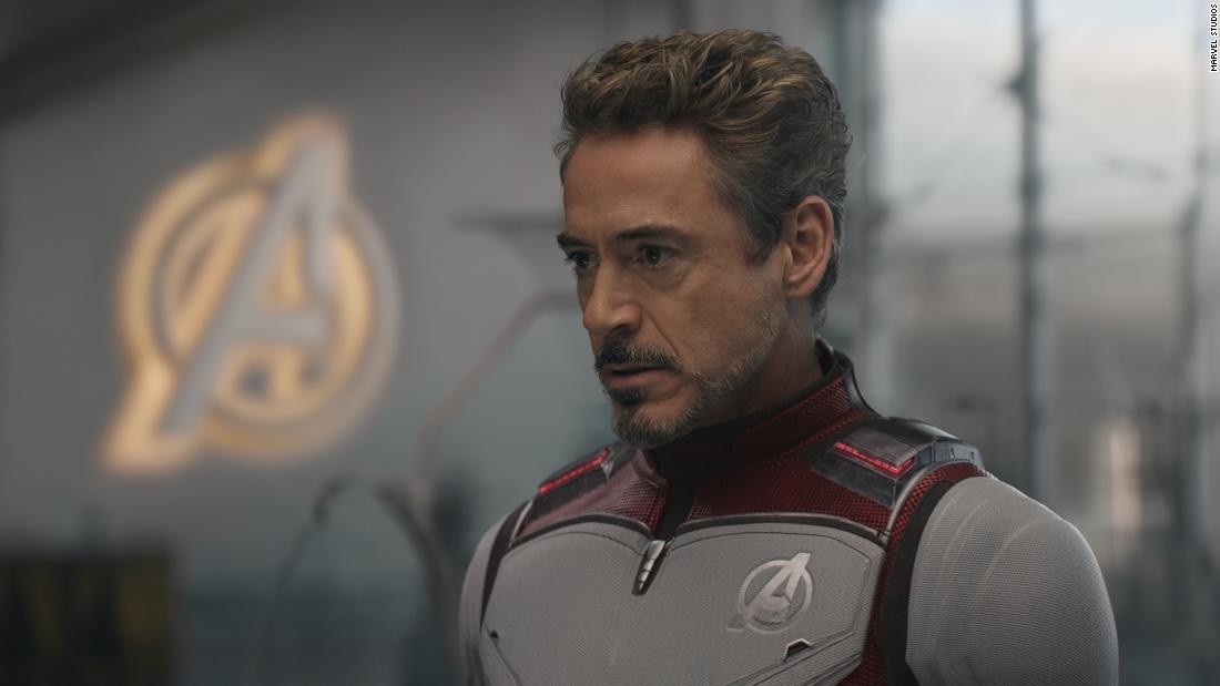 Bereiten Sie zu Weinen über 'Avengers' gelöschte Szene