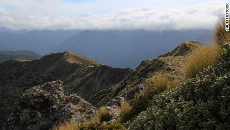 Tararua Ranges, New Zealand