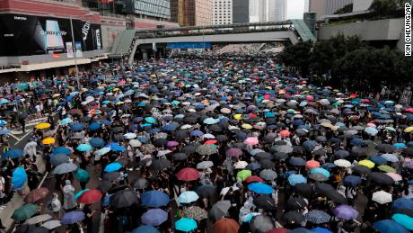 The Return of the Roof Movement in Hong Kong
