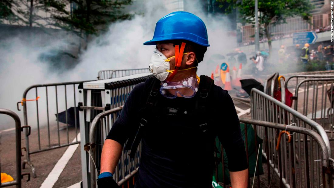 Hong Kong's summer of dissent: After five weeks of protest, where to next?