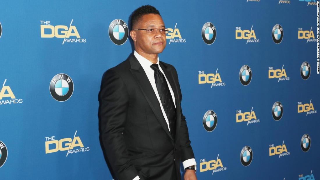 Cuba Gooding Jr.'s sex abuse trial starts Thursday