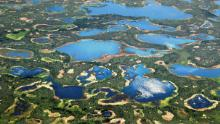 Studies have shown that hot summers can cause Arctic sewage pits as the permafrost melts