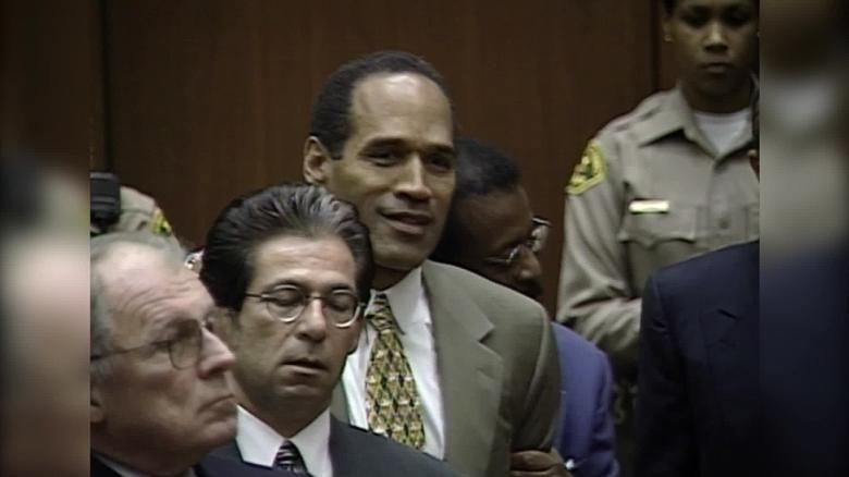 Where is OJ Simpson 25 years after the murder trial?