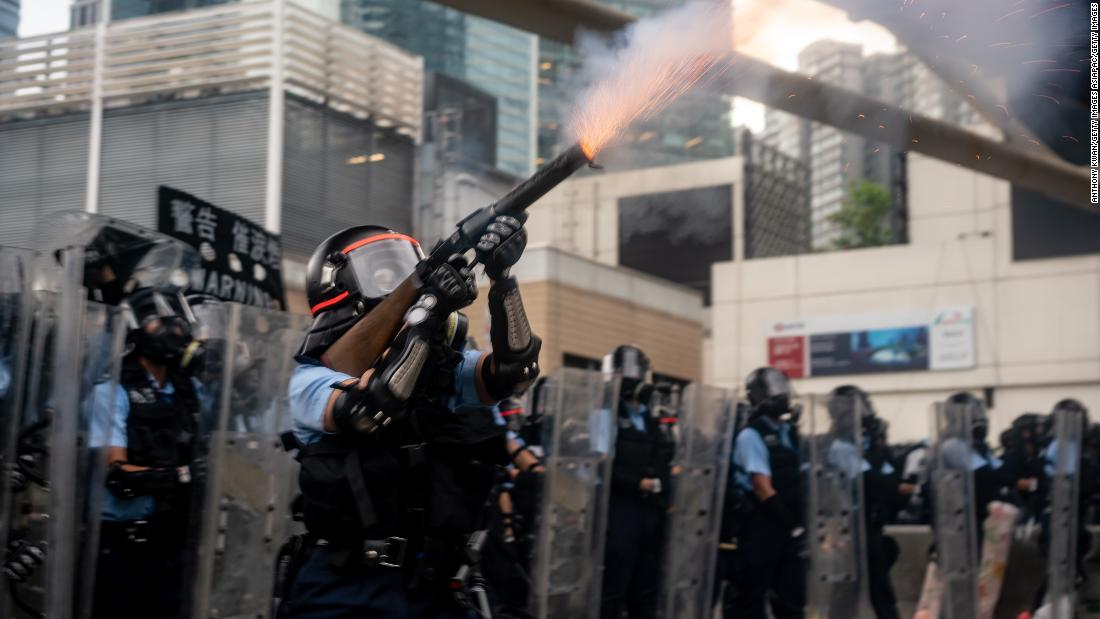 Beijing walks a thin line as Hong Kong erupts at the worst possible time