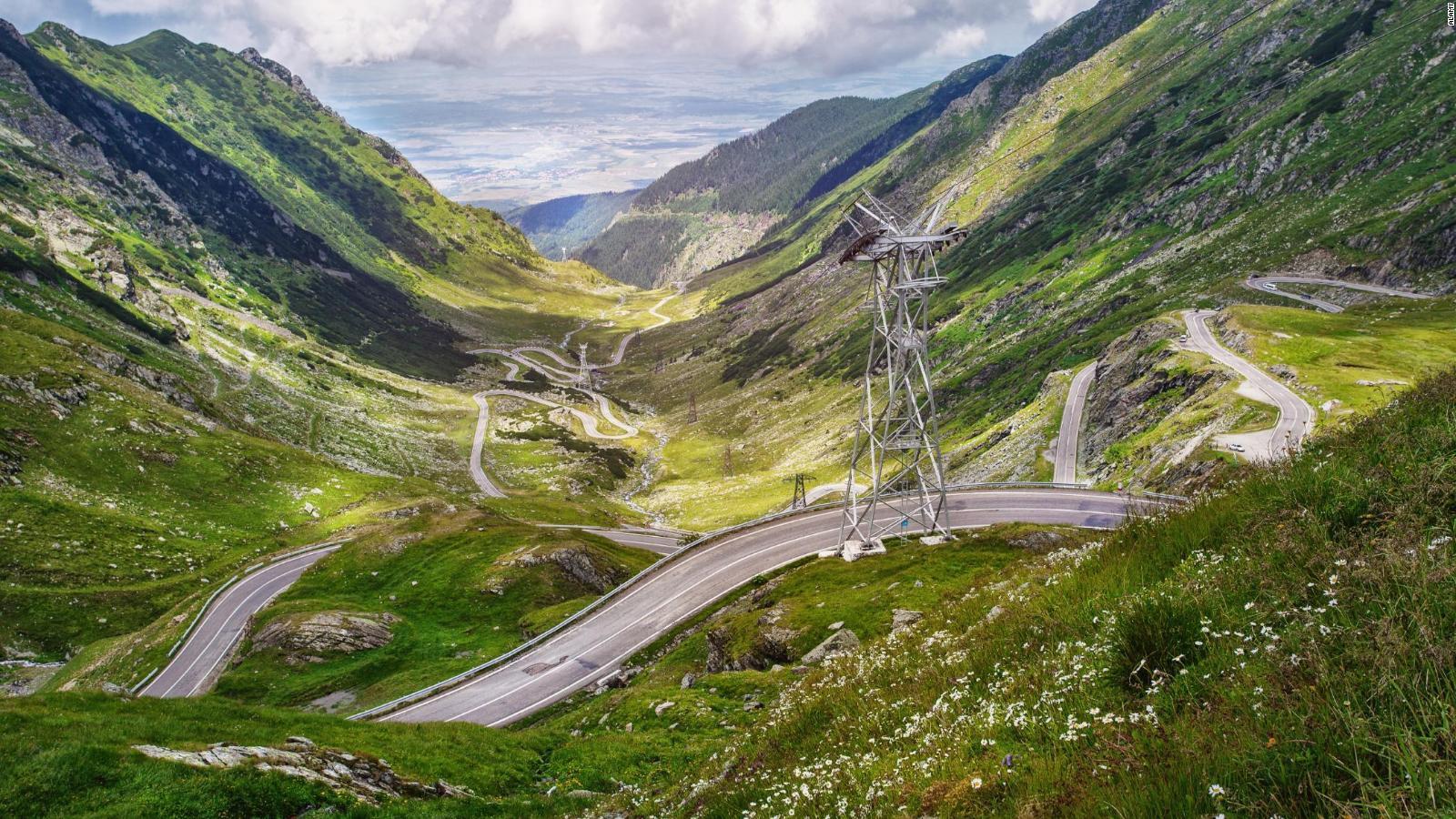 harrowing roads