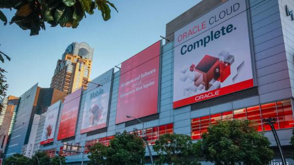 A partnership between Oracle Cloud and Microsoft's Azure cloud service will help the companies compete with Amazon Web Services in the growing cloud computing marketplace.